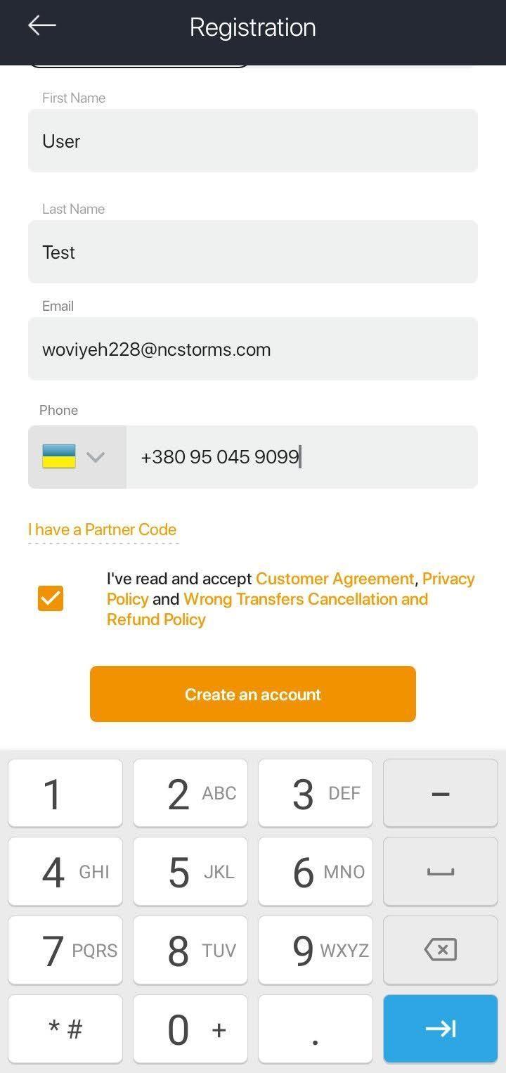 Prilozhenie AMarkets3 - Приложение AMarkets на смартфон
